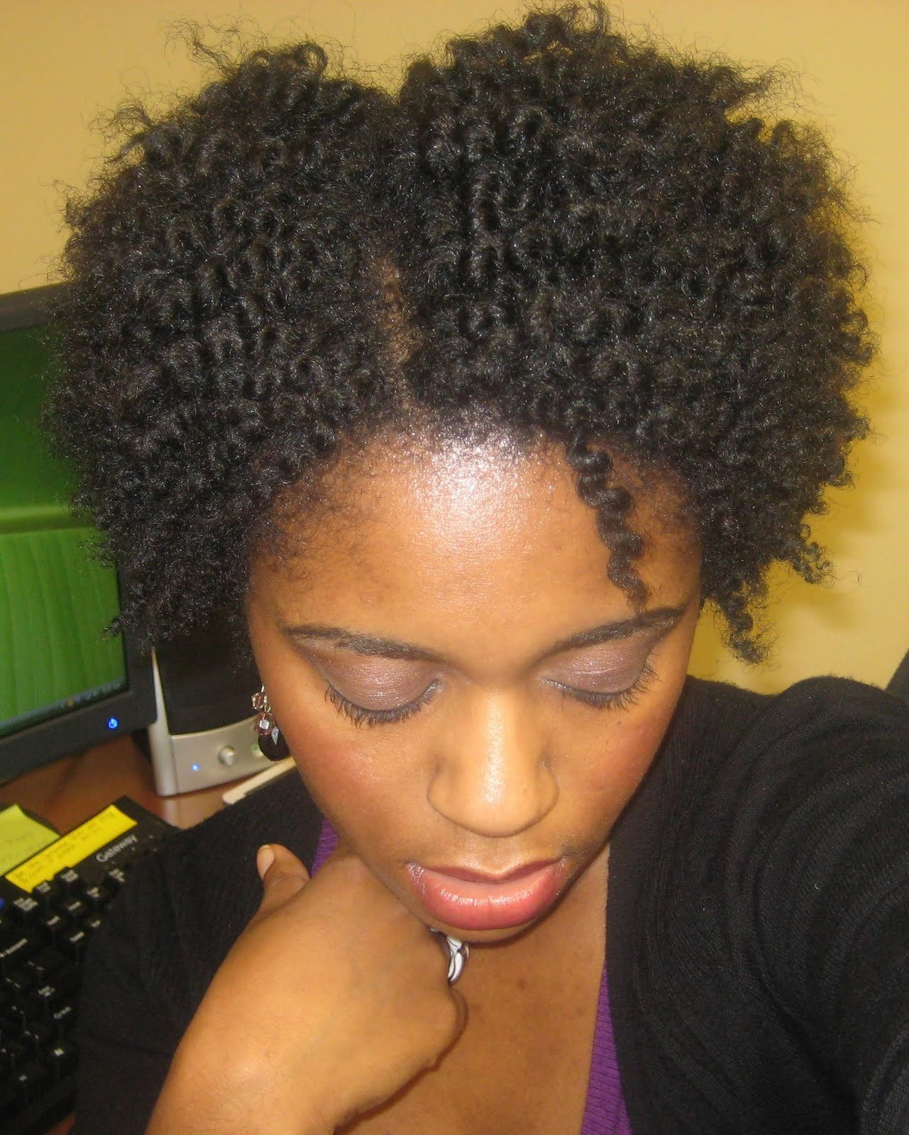 The Best Naturally Elegant Hairstyle Twist Out Pictures